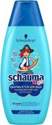 Шаума Kids Нежный и Бережный Уход шампунь и гель для душа, для волос и кожи детей (мальчикам)