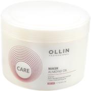 Оллин Professional Care Almond Oil Mask маска против выпадения волос с маслом миндаля