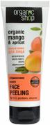 Organic Shop Organic Mango & Apricot Абрикосовое Манго пилинг для лица нежный