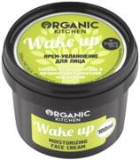 Organic Shop Organic Kitchen Wake Up крем-увлажнение для лица
