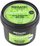 Organic Shop Organic Kitchen Перезагрузка маска-обновление для лица