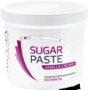 Аравия Professional Sugar Paste Vanilla-Creamy Карамель сахарная паста для шугаринга