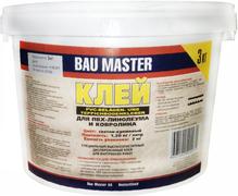 Bau Master клей для ПВХ-линолеума и ковролина