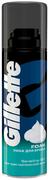 Gillette Sensitive Skin пена для бритья для чувствительной кожи