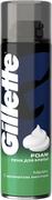 Gillette Menthol пена для бритья с ароматом ментола