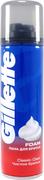 Gillette Classic Clean Чистое Бритье пена для бритья