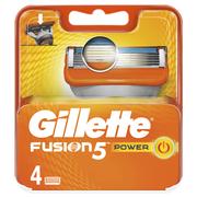 Gillette Fusion 5 Power сменные кассеты для бритья