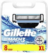 Gillette Mach 3 Start сменные кассеты для бритья