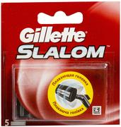 Gillette Slalom сменные кассеты для бритья