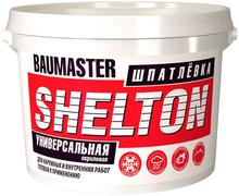 Bau Master Shelton Универсальная шпатлевка для внутренних работ