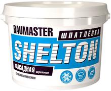 Bau Master Shelton Фасадная шпатлевка для наружных и внутренних работ