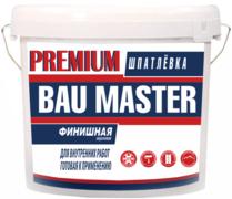 Bau Master Premium шпатлевка финишная для внутренних работ