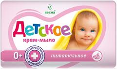 Весна Детское Питательное крем-мыло 0+