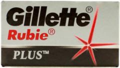 Gillette Rubie Plus лезвия для бритья