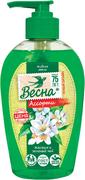 Весна Ассорти Жасмин и Зеленый Чай жидкое мыло