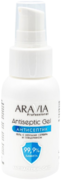 Аравия Professional Antiseptic Gel Antibacterial Care антисептик-гель с ионами серебра и глицерином