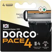 Dorco Pace 4 сменные кассеты