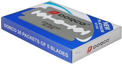Dorco ST300 лезвия классические двусторонние