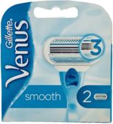 Venus Smooth сменные кассеты для бритья