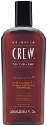 American Crew Anti-Dandruff+Sebium Control Shampoo шампунь сбалансированный против перхоти