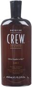 American Crew Classic 3-in-1 шампунь, кондиционер и гель для душа мужской