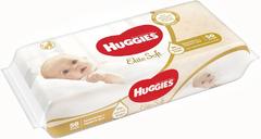 Huggies Elite Soft салфетки влажные детские