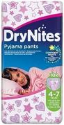 Huggies Dry Nites трусики ночные для девочек