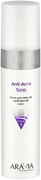 Аравия Professional Anti-Acne Tonic Stage 1 тоник для жирной проблемной кожи