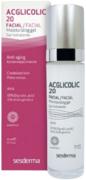 Sesderma Acglicolic 20 Moisturizing Gel Cream крем-гель для лица увлажняющий