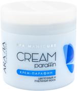 Аравия Professional Spa Manicure Cream Paraffin Цветочный и Пчелиный Воск крем-парафин для всех типов кожи рук и ног