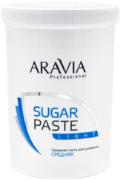 Аравия Professional Sugar Paste Light сахарная паста для депиляции средняя