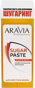 Аравия Professional Sugar Paste Naturale сахарная паста для депиляции мягкая