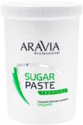 Аравия Professional Sugar Paste Tropical сахарная паста для депиляции средняя