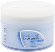 Аравия Professional Azulene Calm-Cream Post-Epil крем успокаивающий c азуленом
