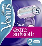 Venus Swirl Extra Smooth сменные кассеты для бритья