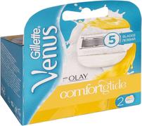 Venus Comfortglide with Olay сменные кассеты для бритья