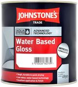 Johnstone's Aqua Water Based Gloss высокопрочная глянцевая краска