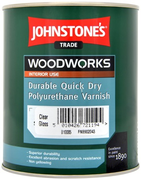 Johnstone's Durable Quick Dry Polyurethane Varnish быстросохнущий полиуретановый лак