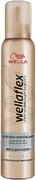 Велла Wellaflex Блеск и Фиксация мусс для волос суперсильной фиксации