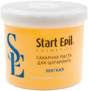 Start Epil Cosmetics Мягкая сахарная паста для шугаринга