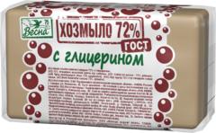 Весна 72% с Глицерином мыло хозяйственное