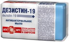 Весна Дезистин-19 мыло антибактериальное