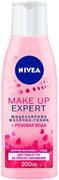 Нивея Make Up Expert Розовая Вода мицеллярное молочко-тоник для лица и губ