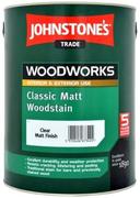 Johnstone's Classic Matt Woodstain защитный состав для древесины