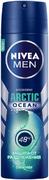 Нивея Men Arctic Ocean антиперспирант спрей
