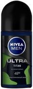 Нивея Men Ultra Titan Антибактериальный Эффект антиперспирант роликовый