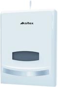 Ksitex TH-8135А диспенсер для бумажных листовых полотенец Z-сложения