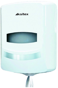 Ksitex TH-8130А диспенсер для бумажных полотенец с центральной вытяжкой