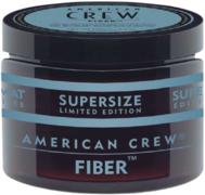 American Crew Fiber Supersize паста для укладки высокой фиксации с низким уровнем блеска