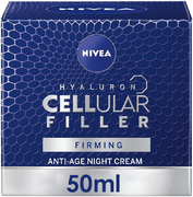 Нивея Hyaluron Cellular Filler Firming с Экстрактом Магнолии крем для лица антивозрастной ночной